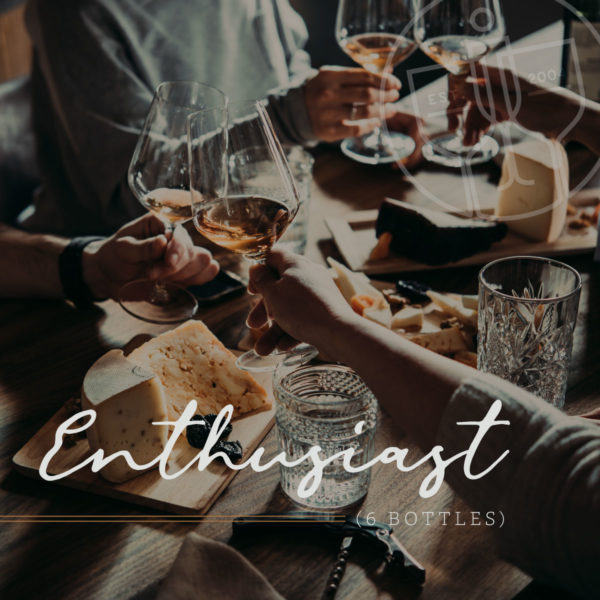 The Enthusiast • Insiders Wine Club • 3 Bottle Club