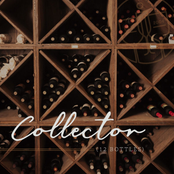 The Collecter • Insiders Wine Club • 12 Bottle Club